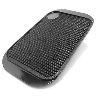216 334 bon appetit cast iron reversible grill griddle rating 1 $ 49