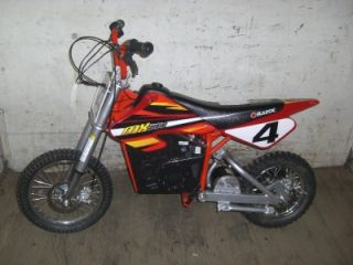 Razor MX500 Dirt Rocket Electric Motocross Bike for Fixing Parts Local