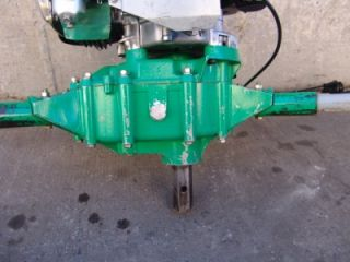 General 330 Two Man Auger Honda Motor Post Hole Digger Works Great 1