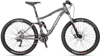 Jamis Six Fifty B1 2011 Full Suspension Mountain Bike 19in. 650B