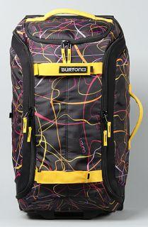 Burton The Tech Light Large 28 Duffle Bag in Black and Multi