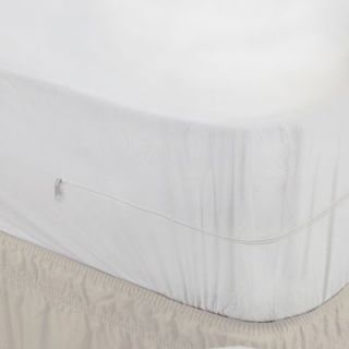 Zippered Fabric Waterproof Stain Resistant Mattress Cover Protective
