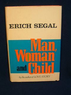 man woman and child erich segal new york harper row 1980 hardcover