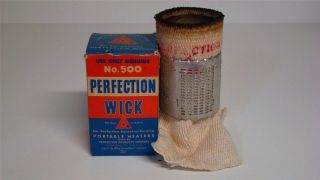 Perfection Wick 500 for Kerosene Portable Heaters