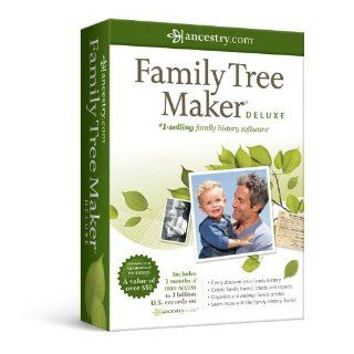 BRAND NEW * Family Tree Maker Deluxe Ancestry 2011
