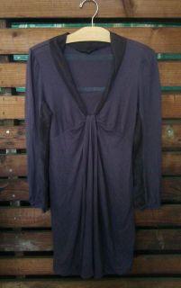 Lovely Eryn Brinie Long Sleeve Dress Size M Jersey Style