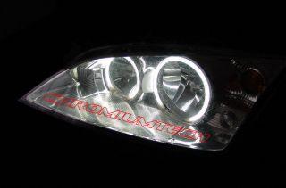 Mondeo MK3 CCFL Angel Eye Halo Headlight Kit Duratec