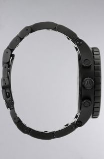 nixon the 51 30 chrono watch in all black this product is out of stock