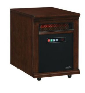 NEW Quartz Infrared Fireplace Portable Electric Heater 1000 Sq Feet