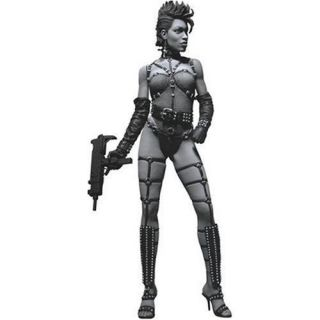 NECA Sin City Movie Action Figures Series 1 Gail Rosar