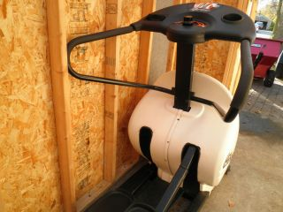 Hoggan Sprint Elliptical Cross Trainer Commercial quality Made in the