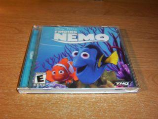 Disney Pixar Finding Nemo Game Complete XP PC CD ROM 0752919491218