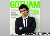Orlando Bloom Gotham Magazine May 2007 Famke Janssen
