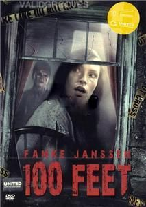 100 Feet Famke Janssen Ghost Horror New DVD