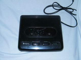 Way VHS Video Cassette Tape Rewinder Rewind Fast Forward Works