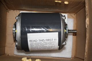 DAYTON 6K553A SPLIT PHASE 1/4HP 1725RPM BELT DRIVE FAN & BLOWER MOTOR