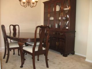 Dining Table Ethan Allen Dining Table Chairs Used