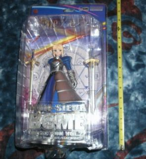 Mon Sieur Bome Collection No 23 Fate Stay Night Saber Figure   Kaiyodo