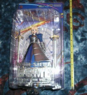 Mon Sieur Bome Collection No 23 Fate Stay Night Saber Figure   Kaiyodo