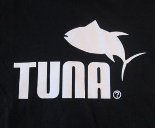 Funny Joke Humor Tuna Fish Punk Alt Emo T Shirt Guys