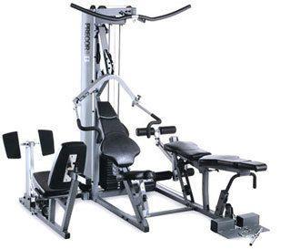 S3 25 Leg Press Multi Station Home Gym Equipment Fitness Machine