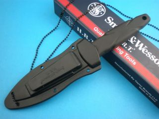 Smith Wesson Fixed Blade Knives Survival Tactical Boot Knife 58AF