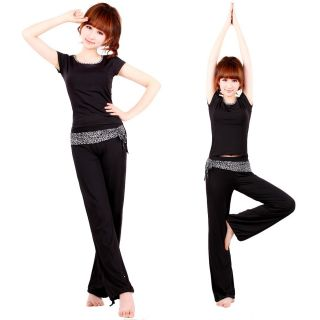 New Fashion Women Yoga Clothing Size M XXL Bamboo Fiber Yoga Suit Slim
