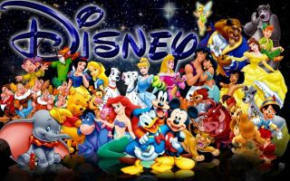 2000 Plus Disney and Favorite Cartoon Character Designs Embroidery CD