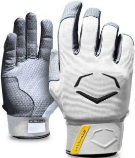 EvoShield A140 White ProStyle Batting Gloves Adult Large