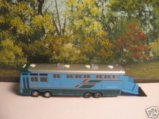 Gauge Recreational Vehicle for Your Layout