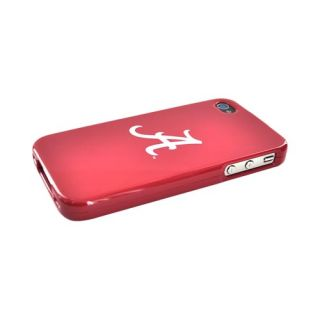 For Apple iPhone 4S 4 Red NCAA Alabama Crimson Tide Hard Case Shell