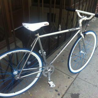 Purefix Fixed Gear Single Speed Bike