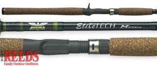Fenwick Elite Tech Muskie Big Bait Casting Rod 80 1pc H Fast ETM80H