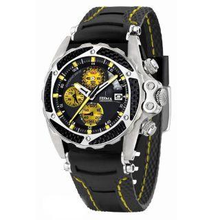 Festina Le Tour de France Mens Stainless Steel Case Chronograph Watch