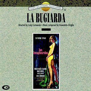 Ghiglia – La Bugiarda OST Cam Italian Film Music CD Listen