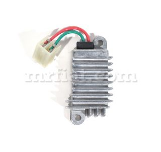 this is a new alternator voltage regulator for fiat 500 and 126