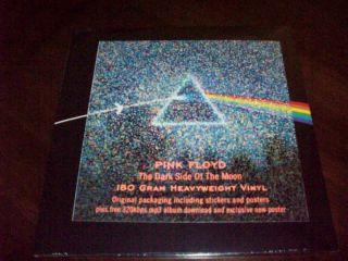 Pink Floyd,D.S.O.M. 2011 Capital/EMI Press.NEW/SEALED