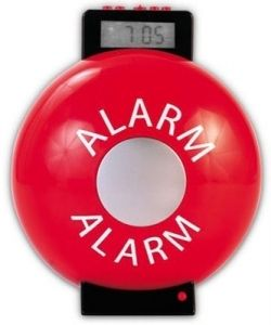 Fire Bell Alarm Clock The Alarm Clock That Is Impossible to Ignore
