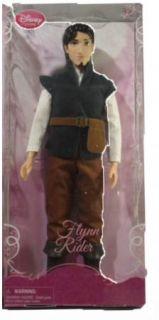 Rapunzel Tangled 12 Flynn Rider Doll New