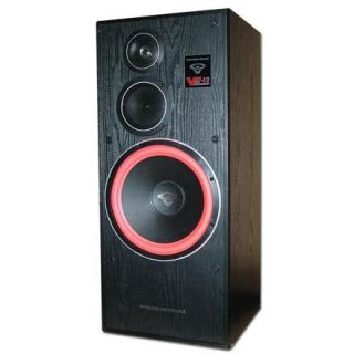 Cerwin Vega ve 12F Floor Standing Speaker 300 Watt 743658400739