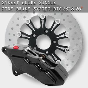 13ROTOR/6 PISTON, HARLEY STREET ROAD GLIDE, RC COMPONENT, RENEGADE