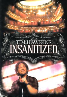NEW Sealed Christian Comedy DVD Tim Hawkins Live in Concert