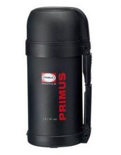Primus Food Vacuum Bottle   1.2 Liter P732782 Stainless Steel