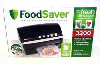 V3250 Sealing Machine Vacuum Sealing System Food Sealer Saver New