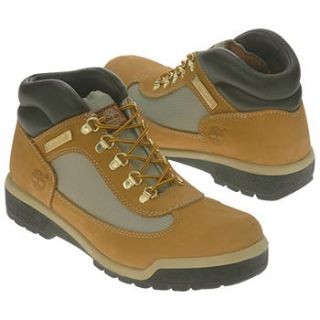 Mens Timberland Field Boot Wheat Nubuck