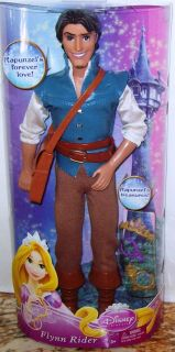 Disney Flynn Rider Rapunzels Forever Love New Mint in Mint Package