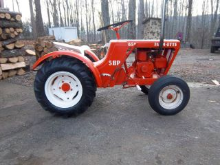 Farm Ette 650 Tom Moore Tractor Co. Lawn And Garden Tractor Lawn Mower
