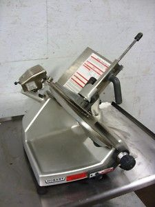 "Hobart 2812 12"" Manual Meat Slicer"