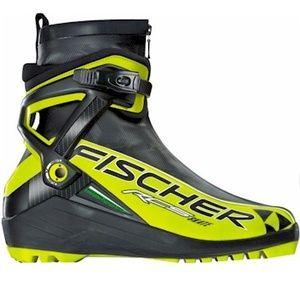 fischer carbonlite skate xc ski boot