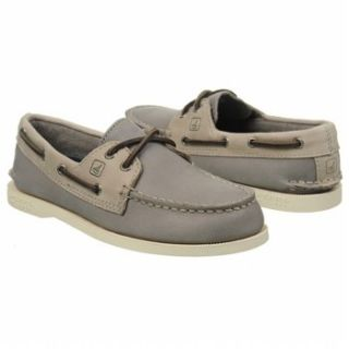 Kids Sperry Top Sider  A/O Pre/Grd Two Tone Grey